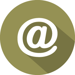 Domain and email address